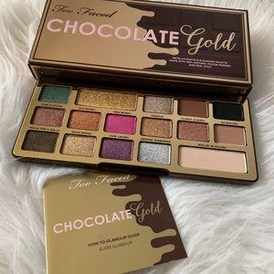 Chocolate Gold Palette NIB